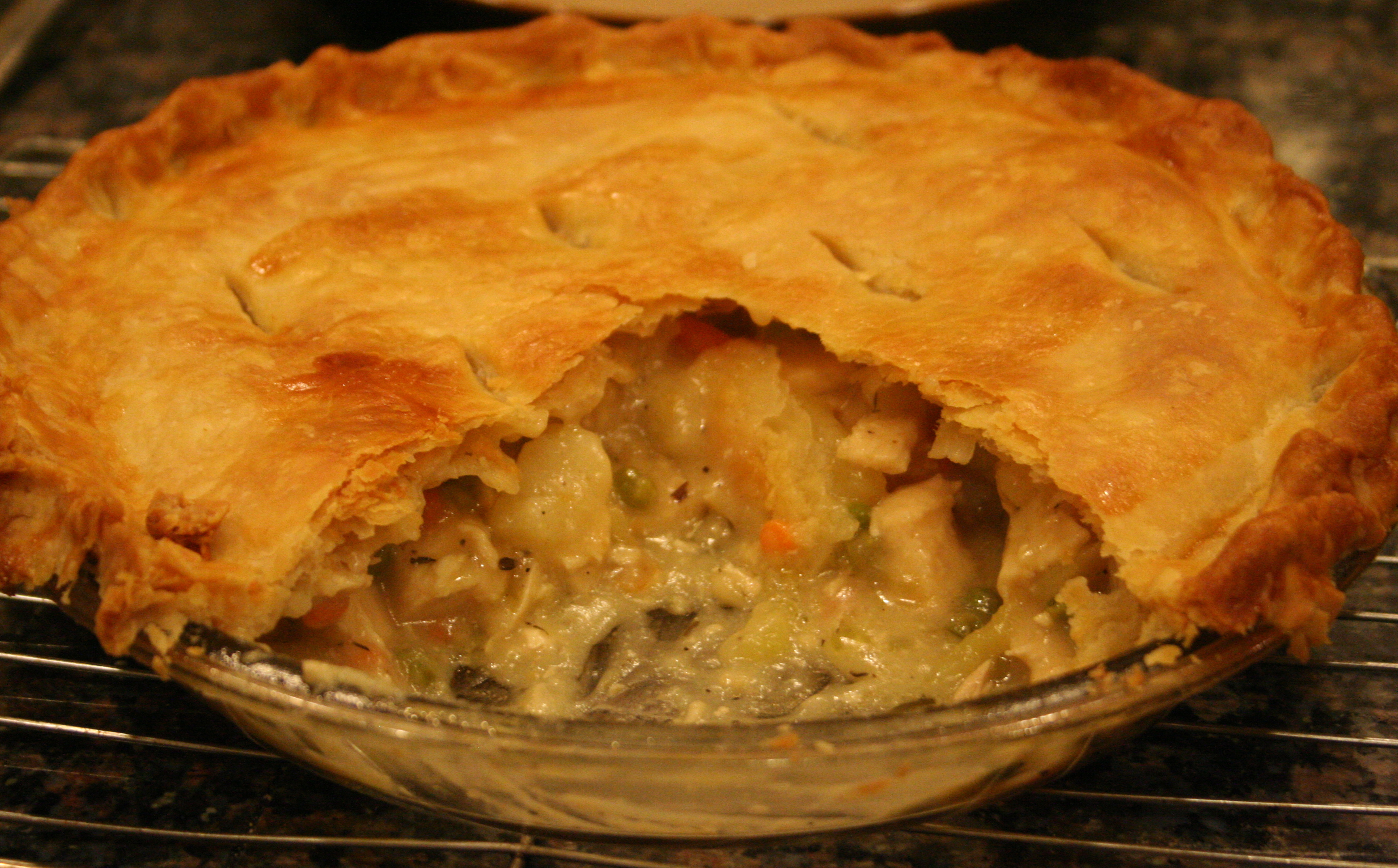 Lindas bee hive homemade pot pie warms the soul and the house as i child i hated pot pie my granny made pot pie with fatty meat and very little flavor it was bland and i gagged on the meat forumfinder Images